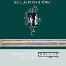 THE ALAN PARSONS PROJECT -TALES OF MYSTERY AND IMAGINATION (VINYL) VINYL LP NEUF