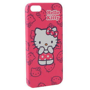 NEW Iphone 5 Case Character Case Hello Kitty