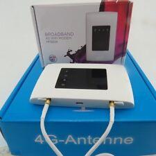 ZTE MF920 WLAN 150Mbps WiFi LTE 4G 3G Modem TS9 Antenna Router OHNE SIM-LOCK