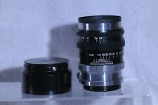 Nikon Nikkor-P 105MM F2.5 RF Mount Lens w Caps & Hood