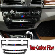 per console centrale per Serie 3 E90 E92 E93 2005-2012 Pannello del cambio in morbida fibra di carbonio