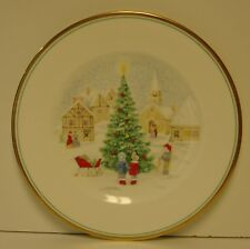 Mikasa MERRY CHRISTMAS Dinner Plate BEST More Items Available