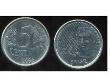 BRESIL  5  centavos 1994