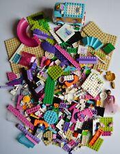 lot vrac lego friend elves , briques , plaques , accessoires