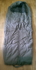 EAST GERMAN/DDR/NVA army soldier sleeping bag with mosquito net and liner