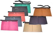 Denim Market Stall Trader Waist Money Belt Bag Pouch Apron Adjustable Strap NEW