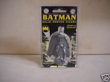 PEWTER FIGURE DC. COMICS INS.1989  U.S.A. RARE  ITEM BATMAN SOLID