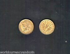 FRENCH WEST AFRICA 5 FRANCS KM 5 1956 FRANCE SCARCE FWA MONEY COIN