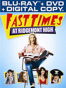 Fast Times at Ridgemont High [Blu-ray] by Universal Studios Home Entertainment