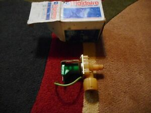 Frigidaire Refrigerator Water Inlet Valve NEW Part Free Shipping (B-3)
