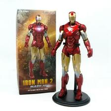 "Iron Man 2 Mark 6 VI Avengers Marvel 1:6 Scale Empire Toys 12"" Figure Crazy"