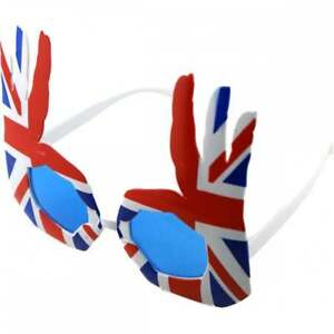 Union Jack Sunglasses - OK Hands