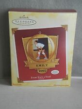 EVERY KID'S A STAR! - Volleyball - HALLMARK ORNAMENT Stickers for 2005 2006 2007