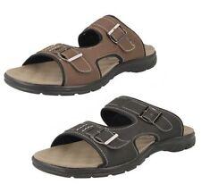 Sandalias y chanclas de hombre sin marca color principal negro