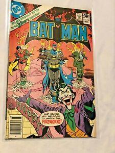 DC COMICS  BAT MAN NO. 321 MAR  1980  Color Illus.  DC COMICS  1980 BAT MAN