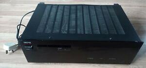Nikko Alpha 400 Vintage Stereo Power Amplifier Poweramplifier 2 x 120 Watt