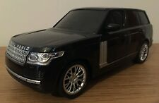 RANGE ROVER LAND ROVER SUV RADIO REMOTE CONTROL CAR 1:16 FAST SPEED -25CM  BLACK
