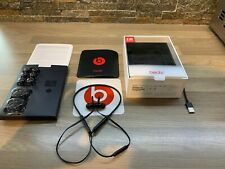 Genuine Beats X Beats by Dr. Dre Wireless Bluetooth In Ear Headphones- Black