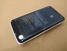 softbank SHARP 107SH【WHITE】 PANTONE 5 SMARTPHONE UNLOCKED