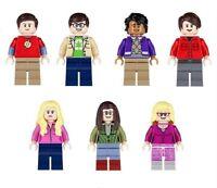 The Big Bang Theory Figuren Serie Action Mini Film Figur Theorie Sheldon