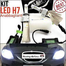 KIT Lampade Luci LED H7 ANABBAGLIANTI SEAT LEON 1P 05-12 CANBUS 6500K 8000LM tun