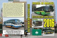 3312. Macau / Hong Kong (SAR China) . Buses. May 2016. We pay a visit to Macau w