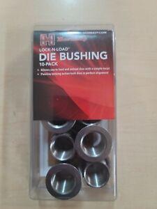 Hornady Lock-N-Load Die Bushing Metal 10 Pack, mpn 044096