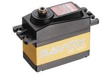 Savox sc1257tg couple élevé titane haute fréquence digital servo 10kg@6.0v