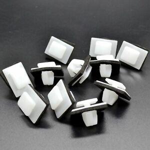 20pcs Rocker Moulding Fastener Clips Repair Clamp Components Nut for Hyundai Kia