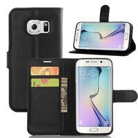 FLIP COVER CUSTODIA PORTAFOGLIO CON STAND Per Samsung Galaxy S7 / S7 EDGE