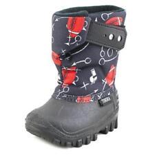 Calzado negro botas para bebés