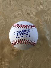 Bryce Brentz Of Boston Red Sox Signed Ball