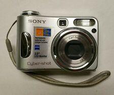 Sony Cybershot DSC-S90 Camera
