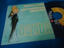 DALIDA - BESAME MUCHO - SPAIN 45 SINGLE