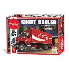 1970 FORD LOUISVILLE court Hauler coca cola camion échelle 1:25 AMT détaillé plasti