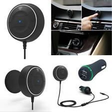 Bluetooth 4.0 Music Receiver Adapter Mic Handsfree Car AUX Speaker For Phone CS