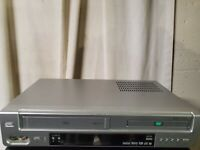 Go Video DV2150 DVD Player Video Cassette VHS Recorder VCR Combo FREE SHIPPING