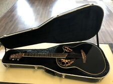 Ovation Acoustic/Electric Guitar With Hard Case