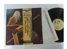 JOHNNY WINTER AUSTIN TEXAS UNITED ARTISTS LAX - 130 JAPAN LP 1978 WITH OBI