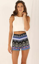 Regular High Waist Shorts for Women