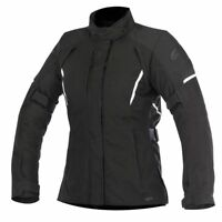Alpinestars Stella Ares Black GTX Textile Motorcycle Jacket NEW