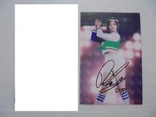 Twice Dahyun 4x6 Photo Korean autograph signed USA Seller KPOP 10