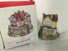 Liberty Falls The Clark Mansion Ah40 Americana Collection Int'l R. S.