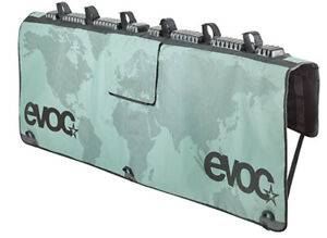 Evoc New Model Pickup Tailgate X-Large Full Size Olive with Map Bike Pad