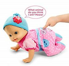VTech Baby Amaze Crawling Cutie Doll Ages 2+ New Toy Play Gift Crawl Girls House