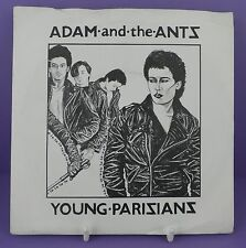 Adam And The Ants  – Young Parisians , 7 Inch Single c1980, EXC/VG+