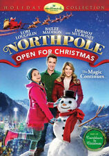 NORTHPOLE: OPEN FOR CHRISTMAS - DVD - Region 1 - Sealed