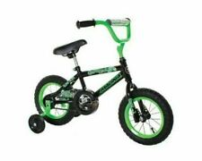 Dynacraft 8007-32TJ 12 inch Bicycle for Kids - Gravel Blaster Black