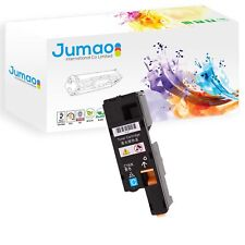 Toner type Jumao pour Dell Multifunction Color Printer C1765nfw, Cyan 1400 pages