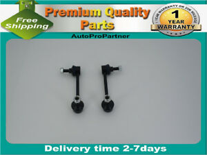 2 REAR SWAY BAR LINKS PAIR SET JEEP CHEROKEE 14-18 2WD FWD